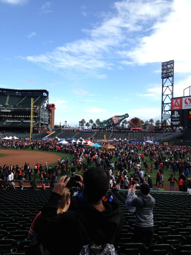Fan Fest Field